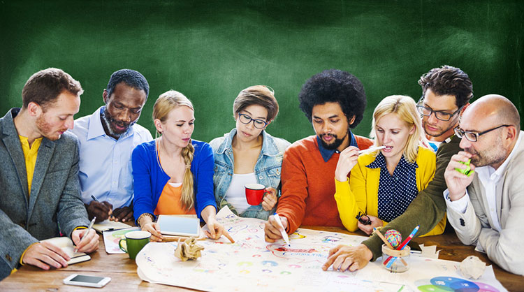 Effective meetings strategy #1: Using meetings to mine for team talents