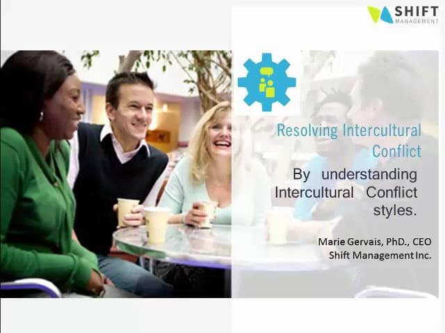 Intercultural Communication at Work: Understanding Cultural Conflict Styles