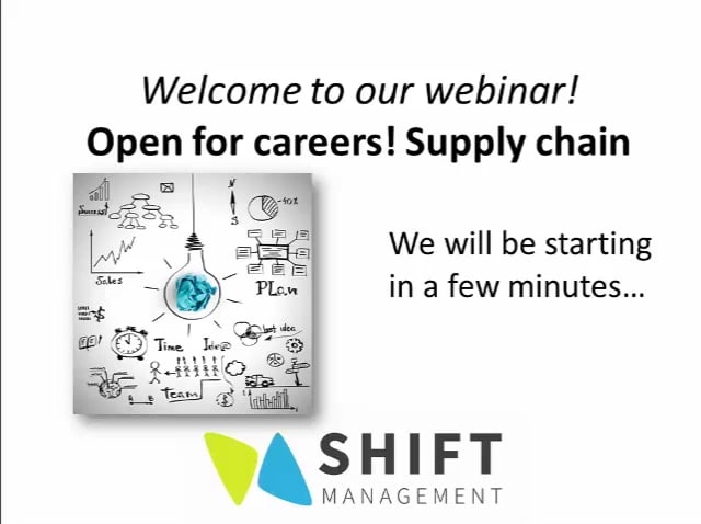 Supply Chain Featured Industry: Open for Careers!