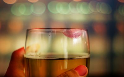Lipstick and Beer. Business in tough times